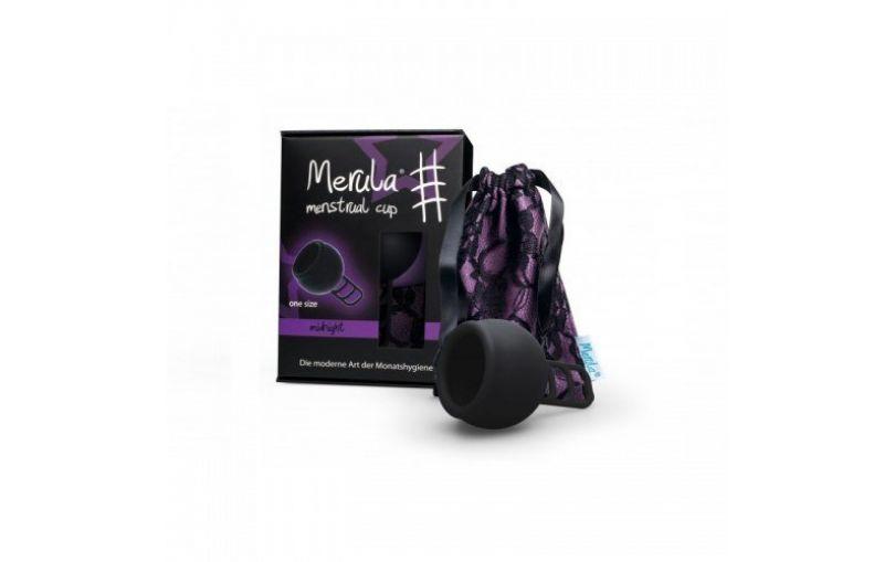 Merula Cup Midnight - UNIWERSALNY kubeczek menstruacyjny